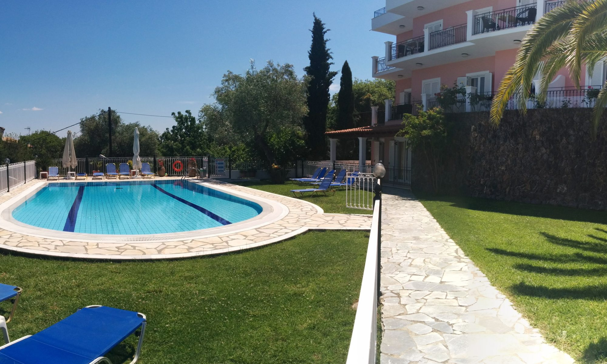 Thomas Apartments Corfu